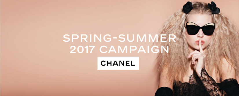 New collection Chanel Sunglasses. Summer 2017